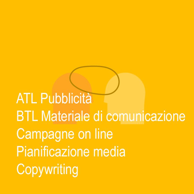 infografica advertising per agenzia pubblicitaria e consulenza marketing