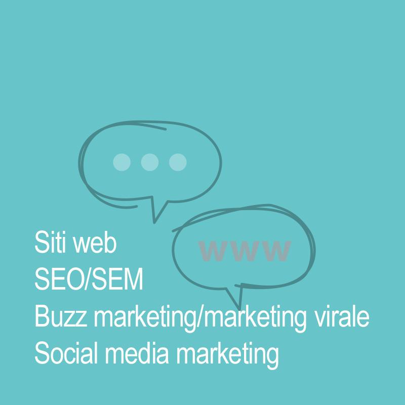 infografica Web e Seo per agenzia pubblicitaria e consulenza marketing